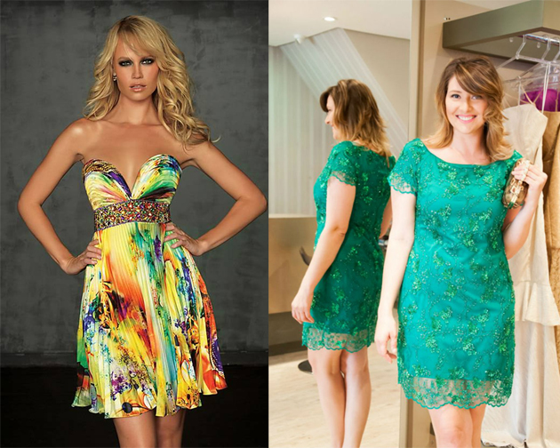 fotos de modelos de vestidos da moda para 2014: tendências e modelos