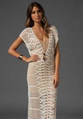 modelo fashion da moda