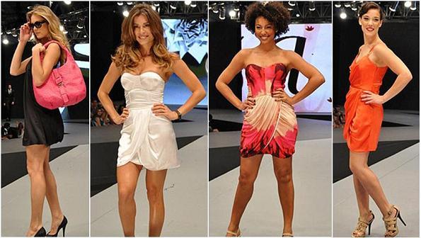 vestidos curtos da moda 2014: modelos e tendências