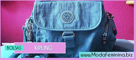 modelos de Bolsas Kipling