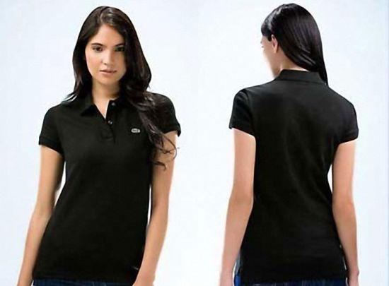 Modelos de Camisetas Polo Femininas