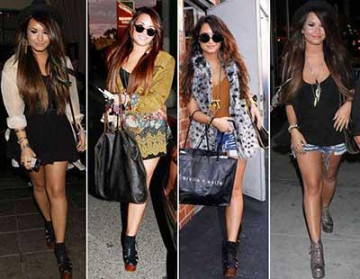 tendências do mundo da moda