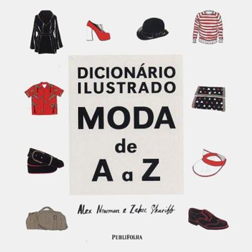 sugestões de livros da moda