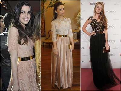 combinações femininas da moda