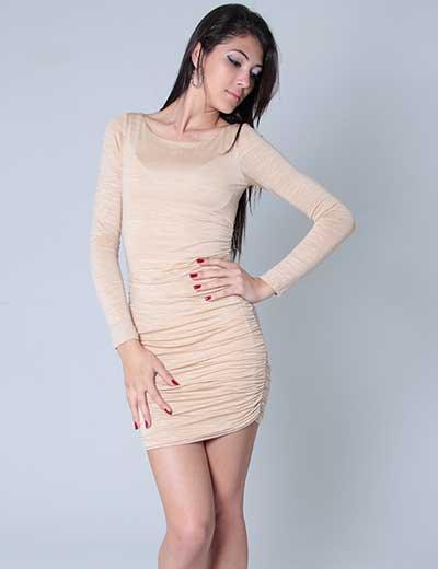 roupas justas da moda