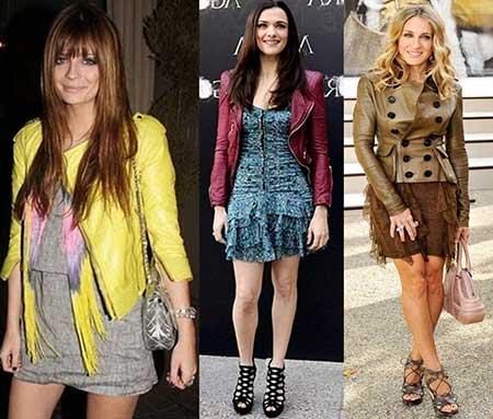 imagens de modelos de jaquetas curtas