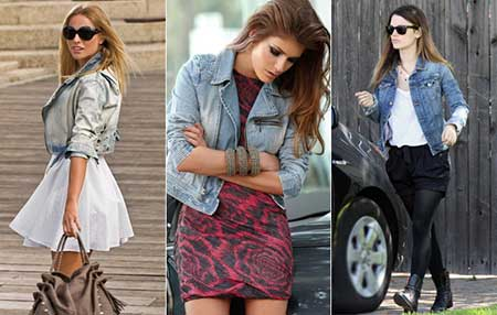 jaquetas curtas femininas
