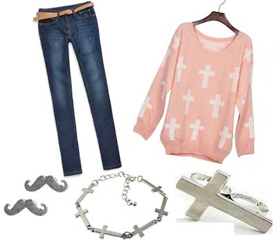 roupas delicadas