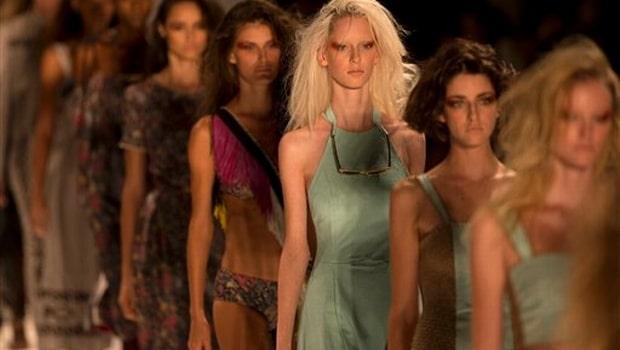 desfiles de Rio Fashion Week
