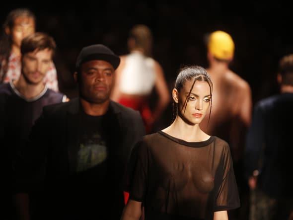 moda Rio Fashion Week transparencia