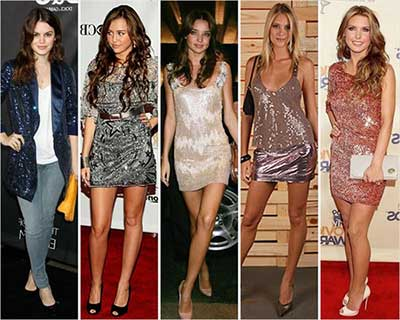 modelos de vestidos para balada