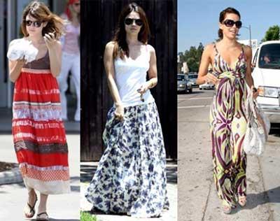 moda para a primavera verão