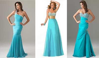três roupas diferentes