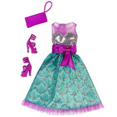 foto de vestido azul