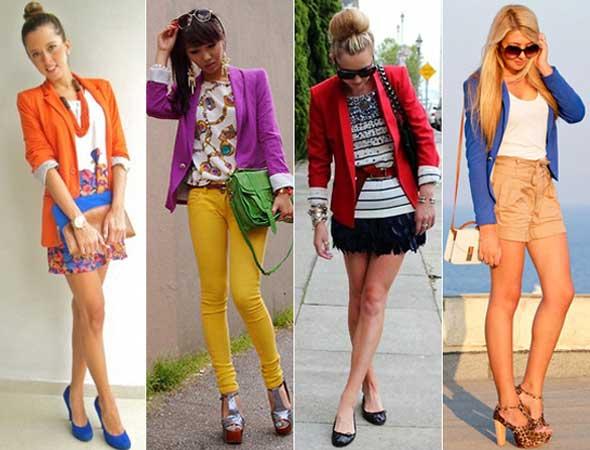 sugestões da moda