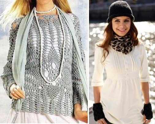 imagens de blusas de frio