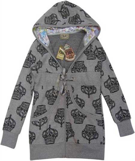 blusas de frio para meninas