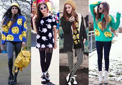 roupas pop
