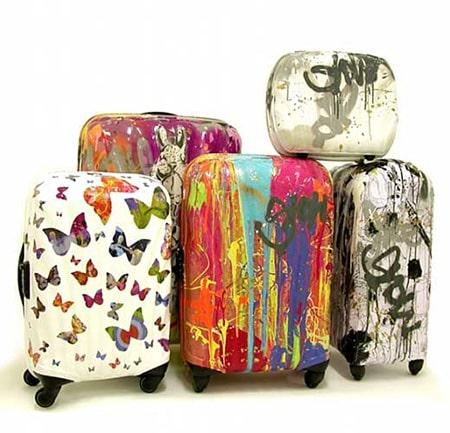 fotos de bolsas para viagem femininas