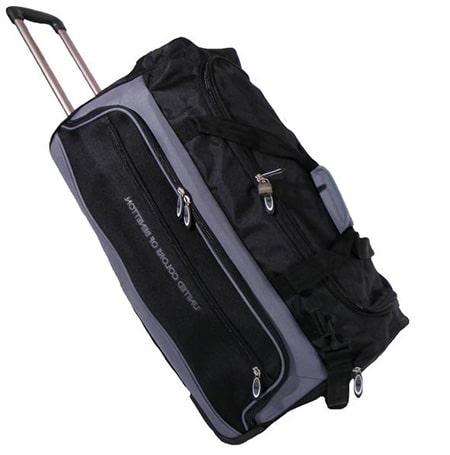 dicas de bolsas para viagem com rodinhas