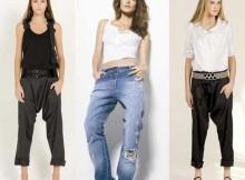 modelos de calças saruel