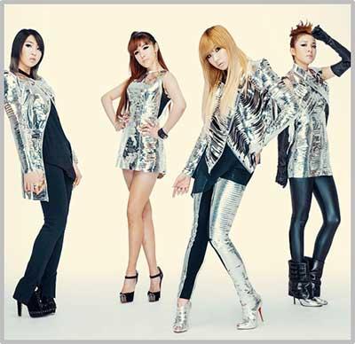 moda da corea