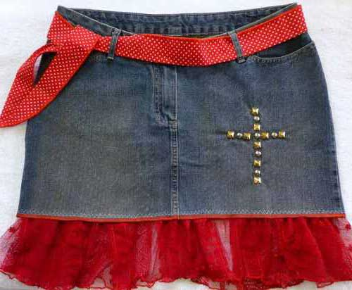 saias customizadas