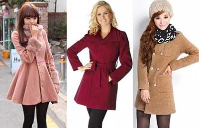 imagens de casacos femininos