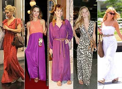 modelos de vestidos para baixinhas longos
