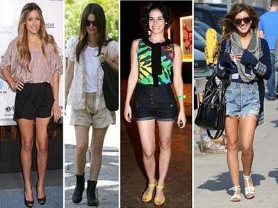 5cdca48830 dicas de looks com shorts