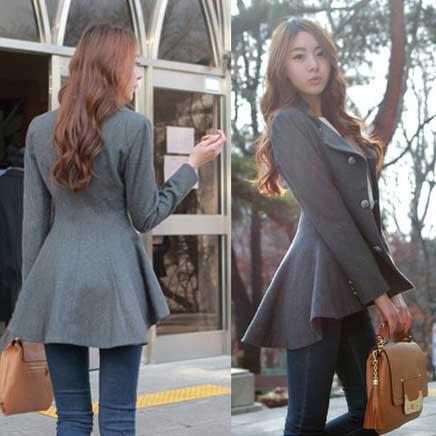 modelos de casacos femininos