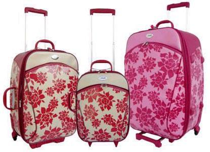sugestões de bolsas de viagem