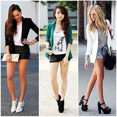 shorts femininos da moda