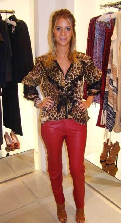 roupas vermelhas