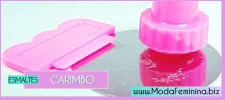dicas de esmaltes para carimbo