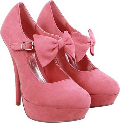 sapatos lindos femininos