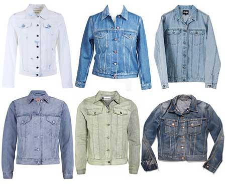 modelos de jaquetas femininas jeans