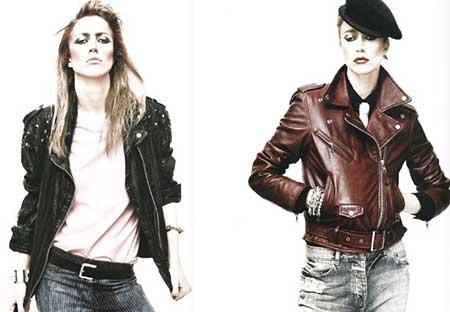 modelos de jaquetas femininas