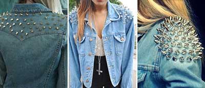 fotos de jaquetas jeans