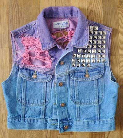 moda de jaquetas jeans