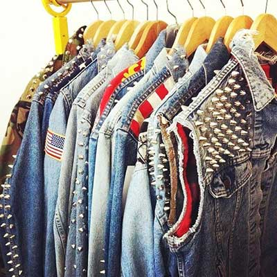 sugestões de jaquetas jeans