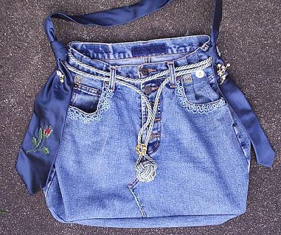 Bolsas Jeans