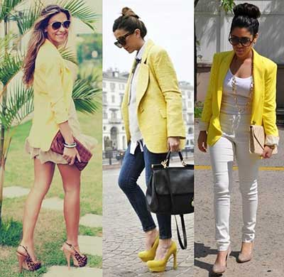 fotos de looks com blazer