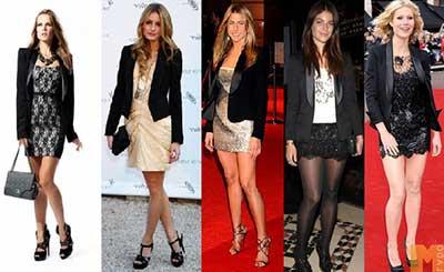 sugestões da moda feminina