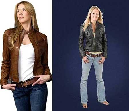 jaquetas da moda feminina