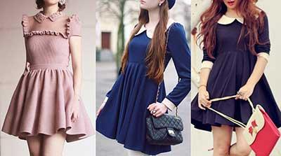 vestidos vintages da moda