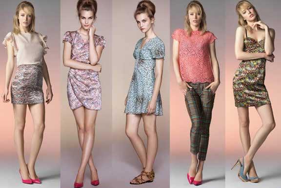 looks da Moda Anos 70