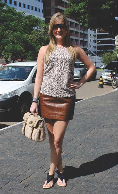 imagens de saias de couro