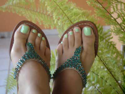 coleções de esmaltes da jade