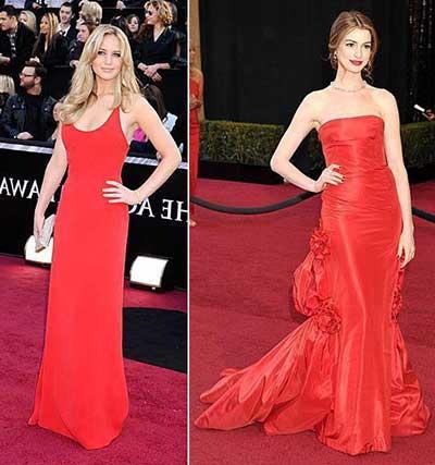 vestidos vermelhos de formatura